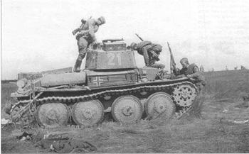 Необычные способы борьбы с танками