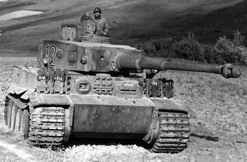 Самый тяжелый танк в мире времен Второй мировой войны
