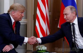 Трамп vs Путин: Россию из-за Крыма прогнуться не заставят