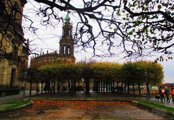 Форточка в Европу. Часть 1. Воскресший Дрезден.