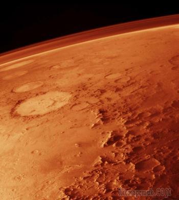НАСА планирует впервые запустить винтокрылый аппарат на поверхность Марса