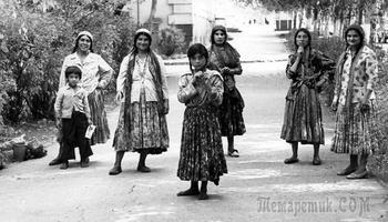 Как создавались цыганские колхозы в СССР
