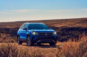 Новый Volkswagen Taos: Неужто будущий бестселлер?