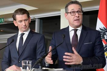 Операция «Алена»: кто развалил коалицию в Австрии