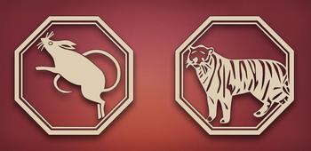 Тигр и Крыса: совместимость в любви, дружбе и деловых отношениях