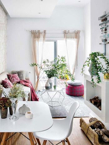 Когда размер не имеет значения: маленькая квартира в Испании
