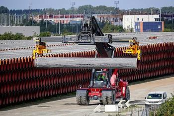 США признали неспособными остановить «Северный поток-2»