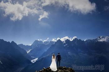 50 лучших свадебных фотографий по версии Junebug Weddings