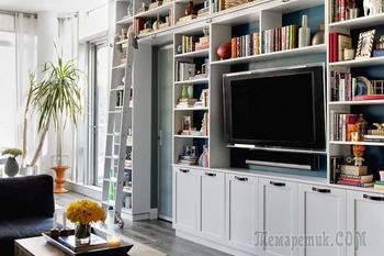 Удачные примеры экономии пространства дома, которые создадут дополнительное место