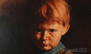 Тайна «Плачущего мальчика»