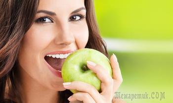 Секрет сохранения здоровых зубов до глубокой старости