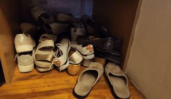 Органайзер для обуви своими руками