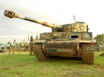Тигр или Т-34?
