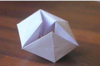 Флексагон — гениальная игрушка-головоломка из обычного листа бумаги