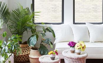 7 идей, которые спасут гостиную от беспорядка