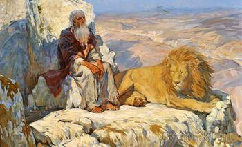 Как святые усмиряли и дрессировали хищников