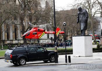Британская полиция ищет сообщников....