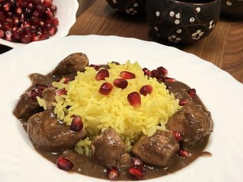 Фесенджан. Персидская кухня