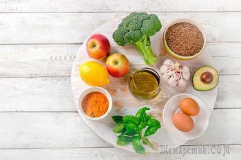 Питание для профилактики патологий печени: 31 продукт