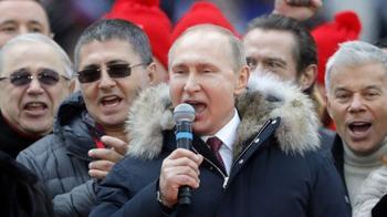 """""""Хочешь работать - приходи"""": как собрали митинг за Путина в Лужниках"""