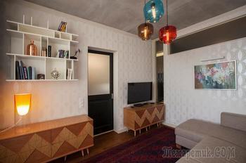 Квартира с будуаром для деловой женщины