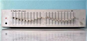 10 лучших советских эквалайзеров: как в СССР добавляли басов