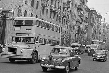 Почему двухэтажные автобусы и троллейбусы так и не прижились в СССР?