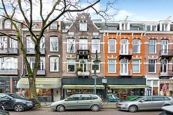 Квартира с интересным дизайном в Амстердаме