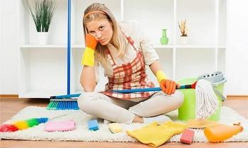 7 ошибок, которые мы совершаем при уборке квартиры