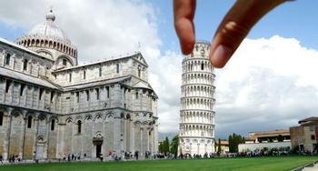Шок! Пизанская башня выпрямляется!