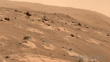 Марсианский вертолет совершает четвертый полет, его миссию продлевают на месяц