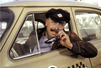 """Кто заказывал такси на Дубровку? """"Волга"""" ГАЗ-21Т"""