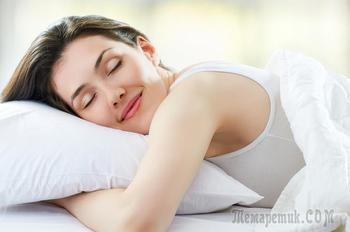 6 способов сделать сон крепким и освежающим