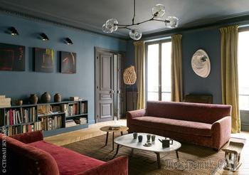 Квартира в Шестнадцатом округе Парижа