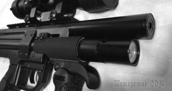 Пневматическая винтовка RAR VL 12 — булл-пап отечественного производства