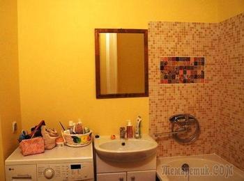 Ванная комната: нетипичный интерьер с французскими и испанскими мотивами