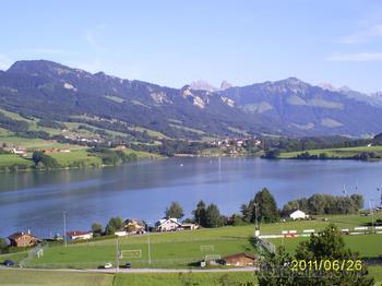 Швейцария – горно-озёрный рай