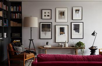 Стильная небольшая квартира рядом с Риджентс-парком в Лондоне