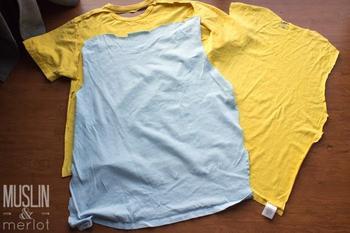 Полезная вещь из старой футболки