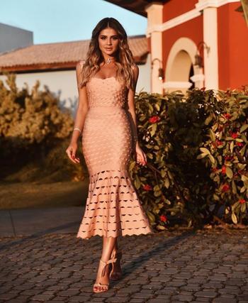 Шикарные летние платья годе