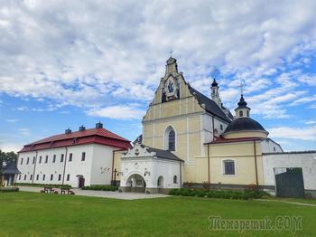 Величие Подолья и очарование Буковины. Часть 6. Сутковцы и Летичев - церковь-крепость и крепость-монастырь