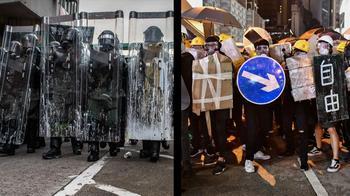 Гонконг: нет никакого бунта, зато есть тирания!
