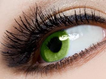 Энергетика и характер людей с зелеными глазами