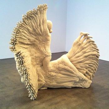 22 современные скульптуры, которые поражают своей смелостью и оригинальность