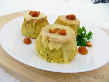 Картофельные мини пироги