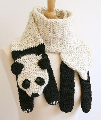 Оригинальные уютные шарфы для взрослых и детей