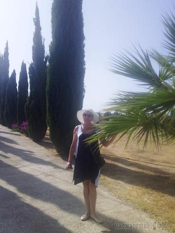 Только для любителей ходить по Кипру пешком