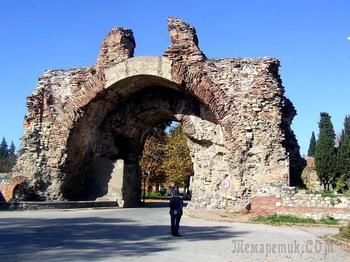 Наша весенняя экскурсия 18. Гиссар - курортология от римских времен до наших дней