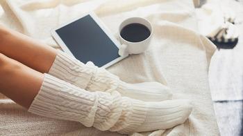 Как вернуть носкам белизну даже в крайне «запущенных» случаях