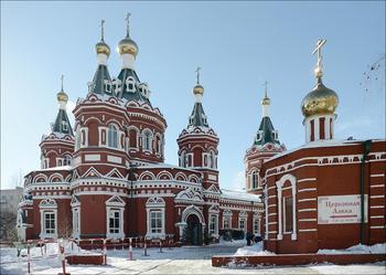 Церкви Волгограда: описание, адреса, фото